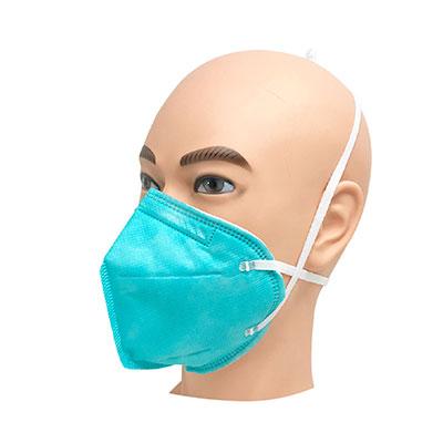 Green N95 Particulate Respirator