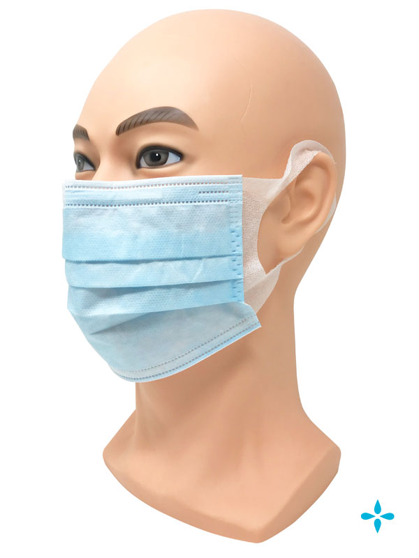 Surgical Face Mask Type 2R soft loop