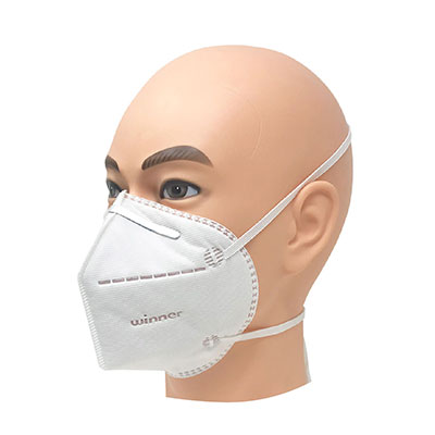 White N95 Particulate Respirator